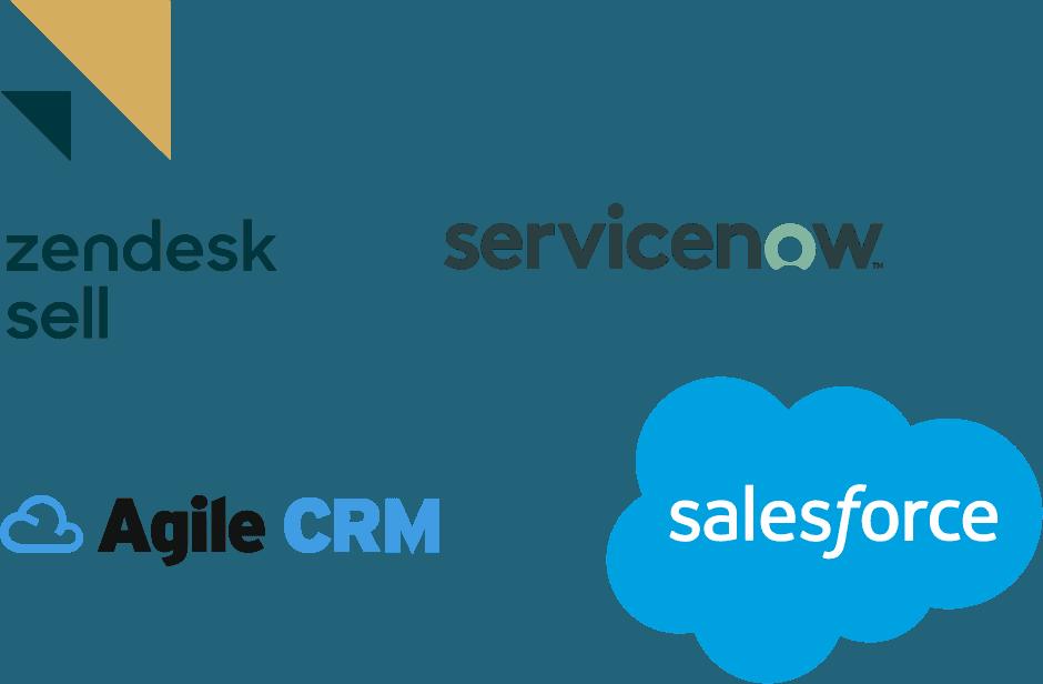 Surveypal CRM integration possibilities