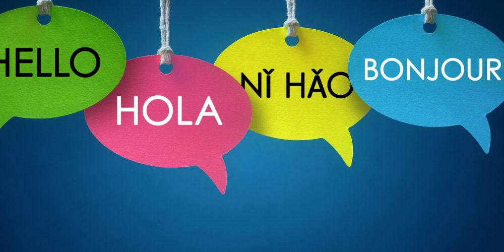 how to create a multilingual survey